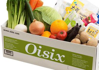 オイシックスの定期便ボックス