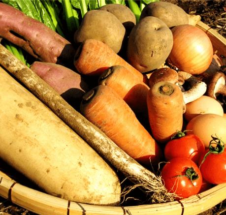 ミレーの有機野菜