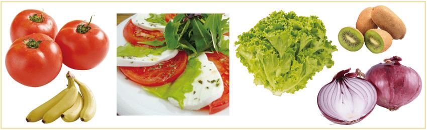 ビオマルシェの野菜