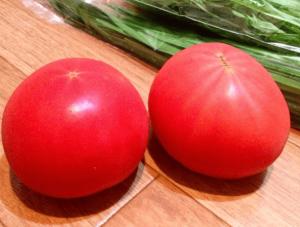 大地を守る会(旧:大地宅配)のトマト