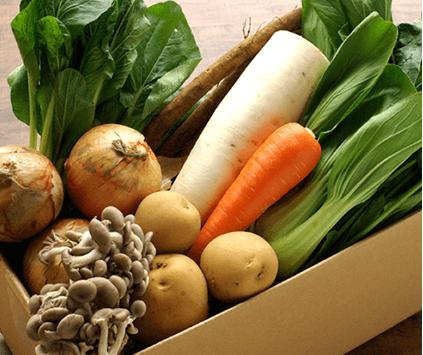 ミレーの野菜宅配