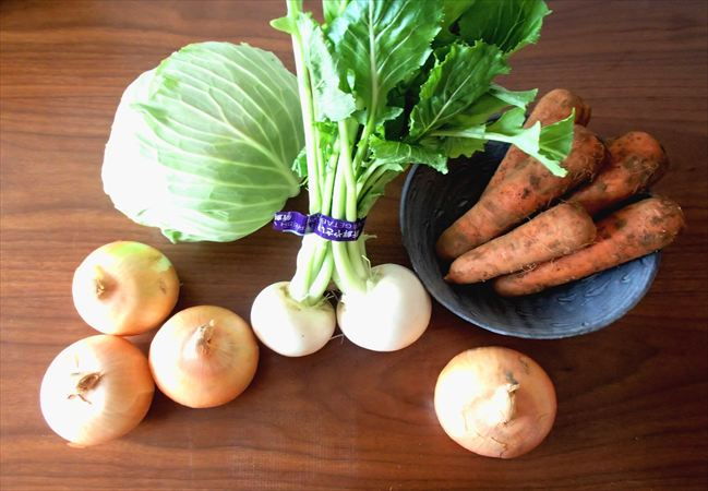 パルシステムの野菜