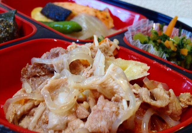 コープデリの夕食宅配「舞菜おかず」の副菜